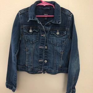 Gap Kids Girls Denim Jacket Medium